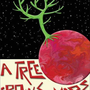 a tree grows on mars